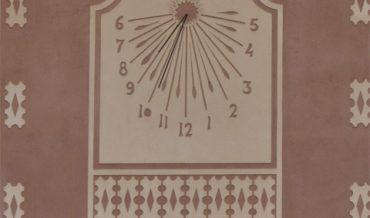 Rellotge de sol nou de can Cardona