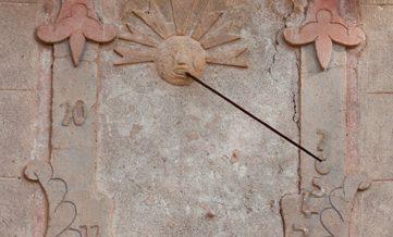 Rellotge de sol de tarda de can Coscoll