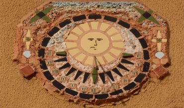 Rellotge de sol del sr. Ildefons Marín