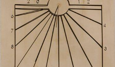Rellotge de sol de can Baró