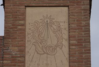 Rellotge de sol de Passatge Santa Gertrudis