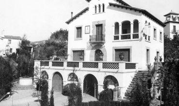 Rellotge de sol de masia Carola