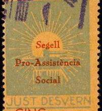Segell local d'impost Pro-Assistència Social (Guerra 1936-1939)