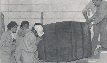 Bota de vi gran