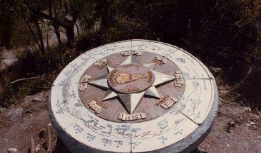 Rosa dels Vents de la SEAS (Secció Excursionista de l'Ateneu Santjustenc)
