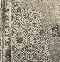 """Mosaic romà de """" La Bateria """""""