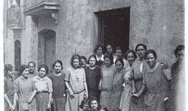 L'economia de Sant Just Desvern durant la Guerra Civil espanyola (1936-1939)