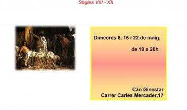 XII Curs de Coneixements Santjustencs