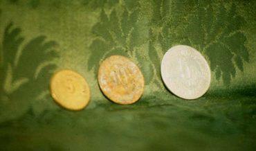 "Monedes de la ""Cooperativa Santjustense"""