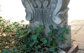 Pedra tombal de can Ristol
