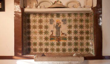 Plafó de Sant Antoni de Pàdua