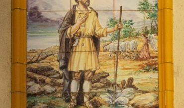 Plafó de Sant Isidre
