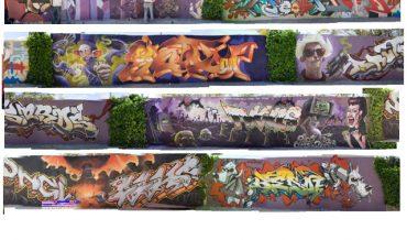 Murals camp de futbol