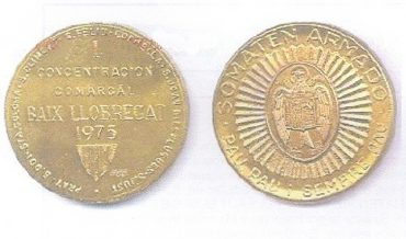 "Medalla del ""Somatén Armado de Catalunya"""
