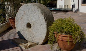 Pedra del molí d'oli