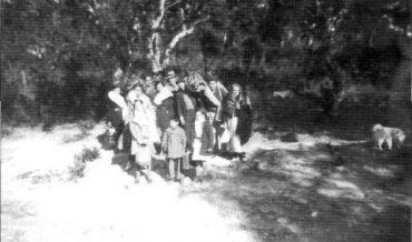 L'EXILI D'UNA FAMÍLIA SANTJUSTENCA (1939)