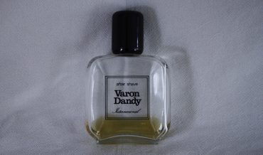 "Ampolla ""After Shave Varon Dandy""."