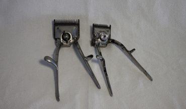Màquines talladores de cabell, mecàniques.