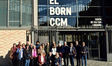 VISITA CULTURAL AL BORN, CENTRE DE CULTURA I MEMÒRIA